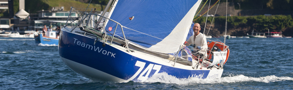 Innovative prototype Mini 6.50 Transat Winner