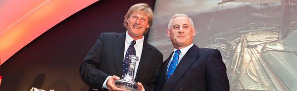 Inmarsat Volvo Ocean Race media Prize
