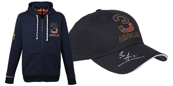 Ben Ainslie Fan Cap by Henri Lloyd