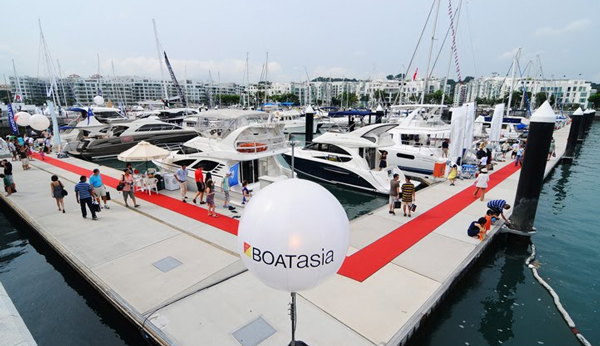 Boat Asia 2013