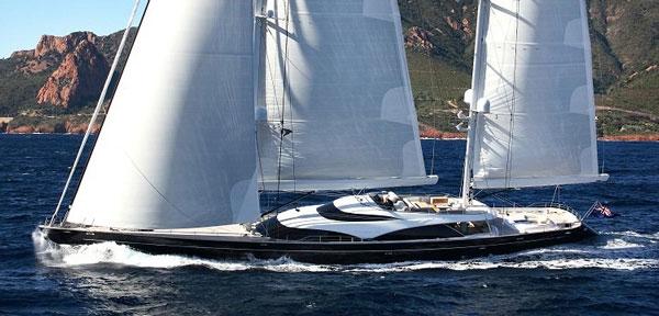 Twizzle - Sailing Yacht