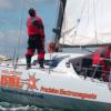 Global Ocean Race Class 40s Head For Start in Palma