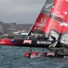 Emirates Team NZ Lead America's Cup World Series