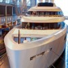 Bertarelli's New Superyacht Vava II Launched in Plymouth