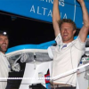 Jean-Pierre Dick and Jérémie Beyou Win Transat Jacques Vabre