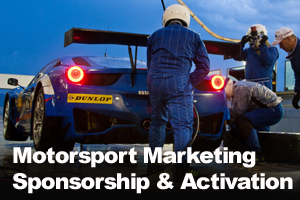 Motorsport Marketing & Sponsorship
