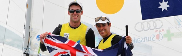 Belcher & Page win 2nd World Championship.