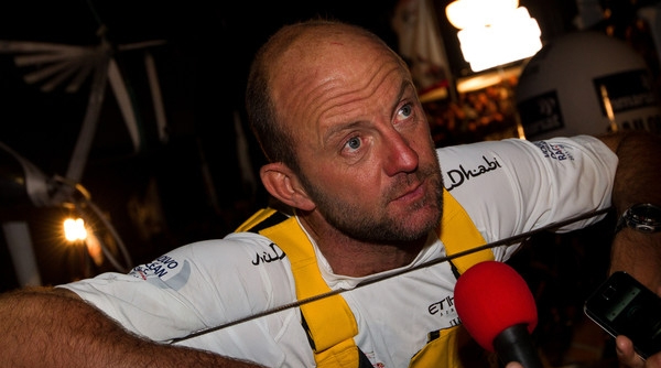 Ian Walker to skipper Abu Dhabi Ocean Racing again.