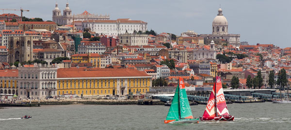 Lisbon to host Volvo Ocean Race